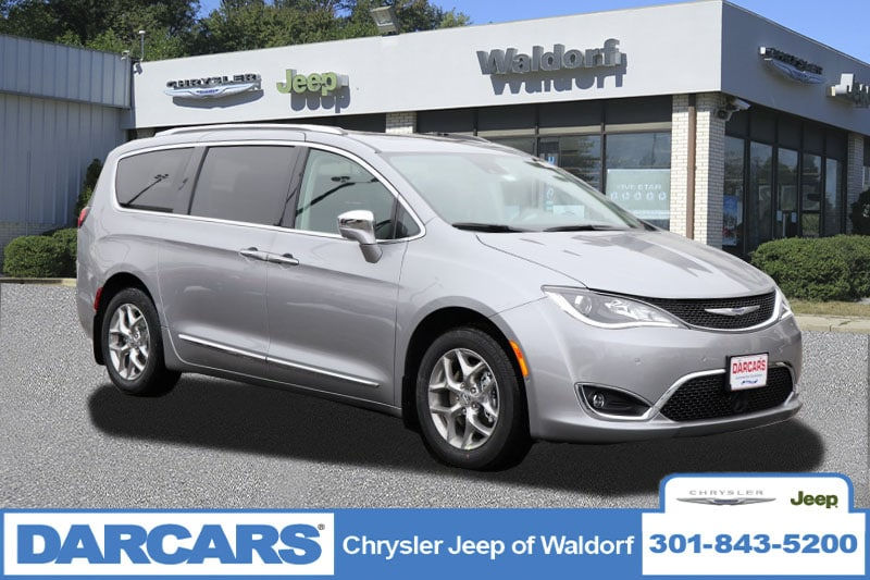 New 2019 Chrysler Pacifica Limited For Sale In Waldorf Md Vin