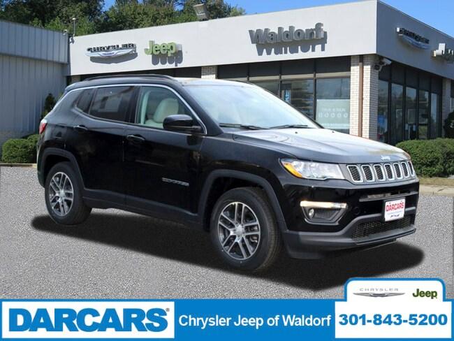 New 2019 Jeep Compass SUN & WHEEL FWD Sport Utility Waldorf, MD