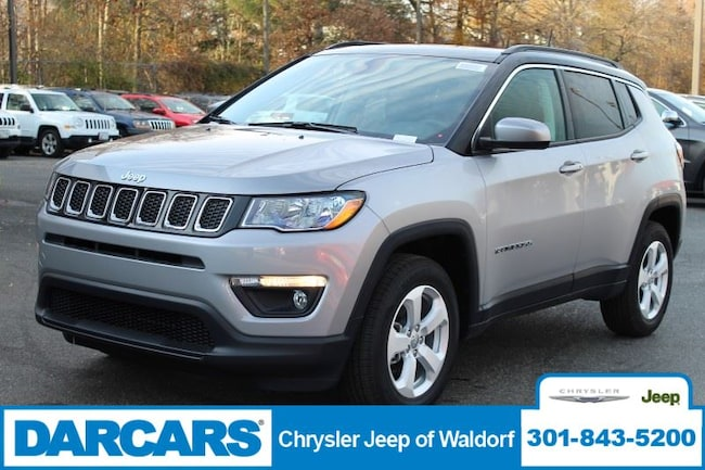 Jeep Connectivity Group >> New 2019 Jeep Compass LATITUDE 4X4 For Sale in Waldorf, MD