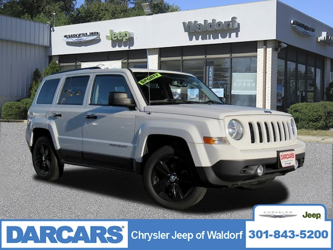 Used 2015 Jeep Patriot 4DR FWD SUV Waldorf, MD