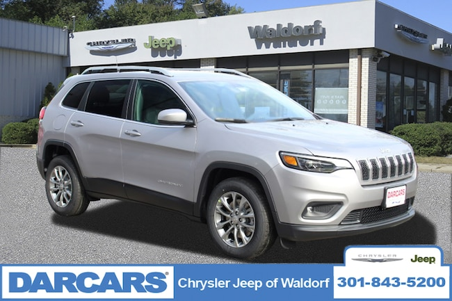 New 2019 Jeep Cherokee LATITUDE PLUS FWD Sport Utility Waldorf, MD