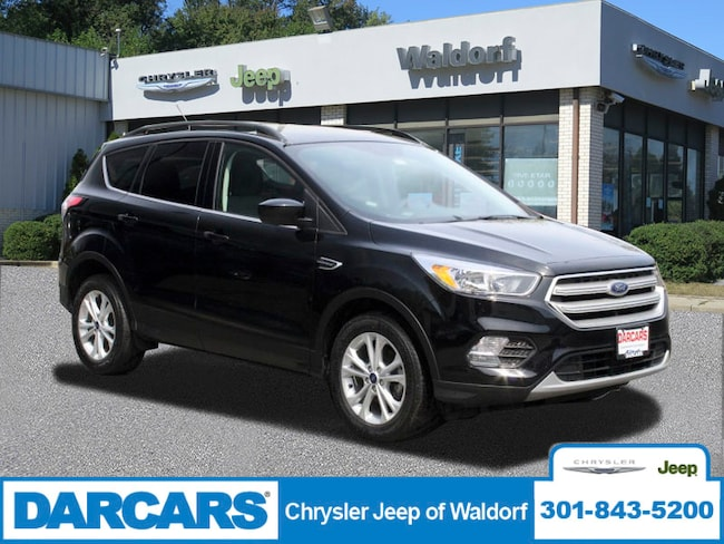 Used 2018 Ford Escape 4DR 2WD SE SUV Waldorf, MD