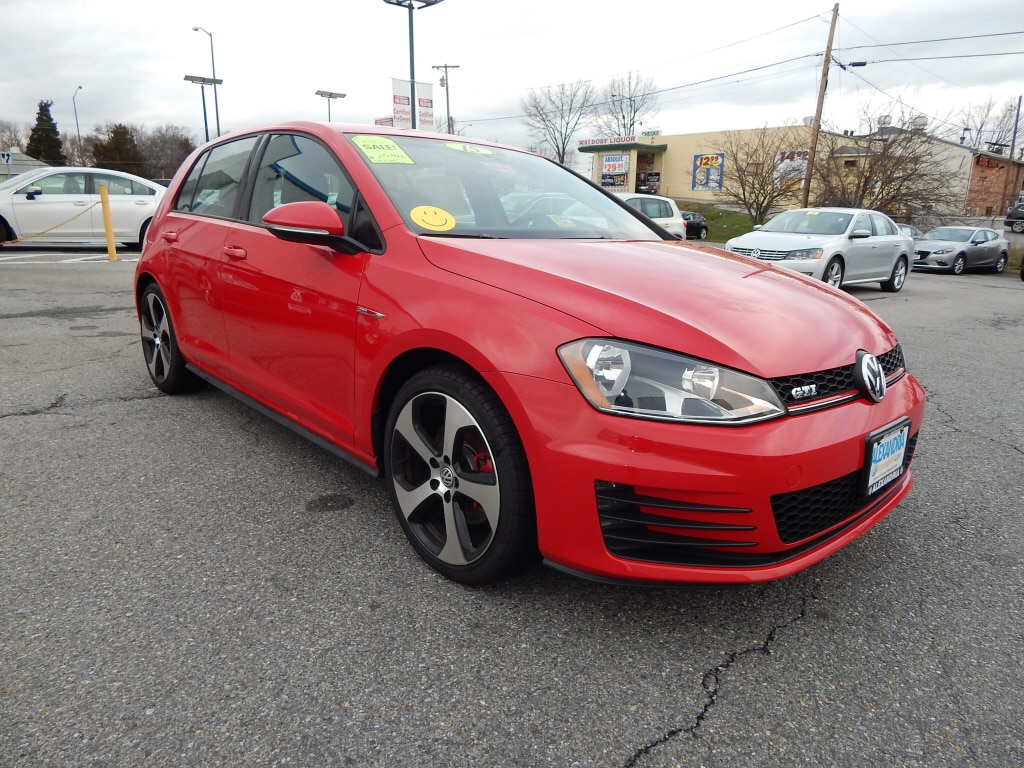 2015 volkswagen gti for sale in baltimore md cargurus. Black Bedroom Furniture Sets. Home Design Ideas