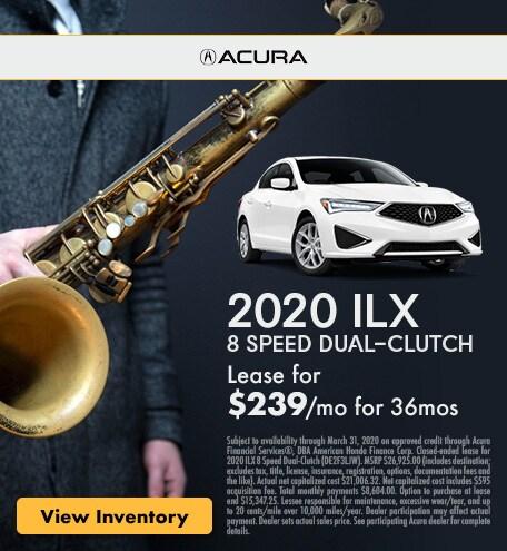 2020 ILX 8 Speed Dual-Clutch