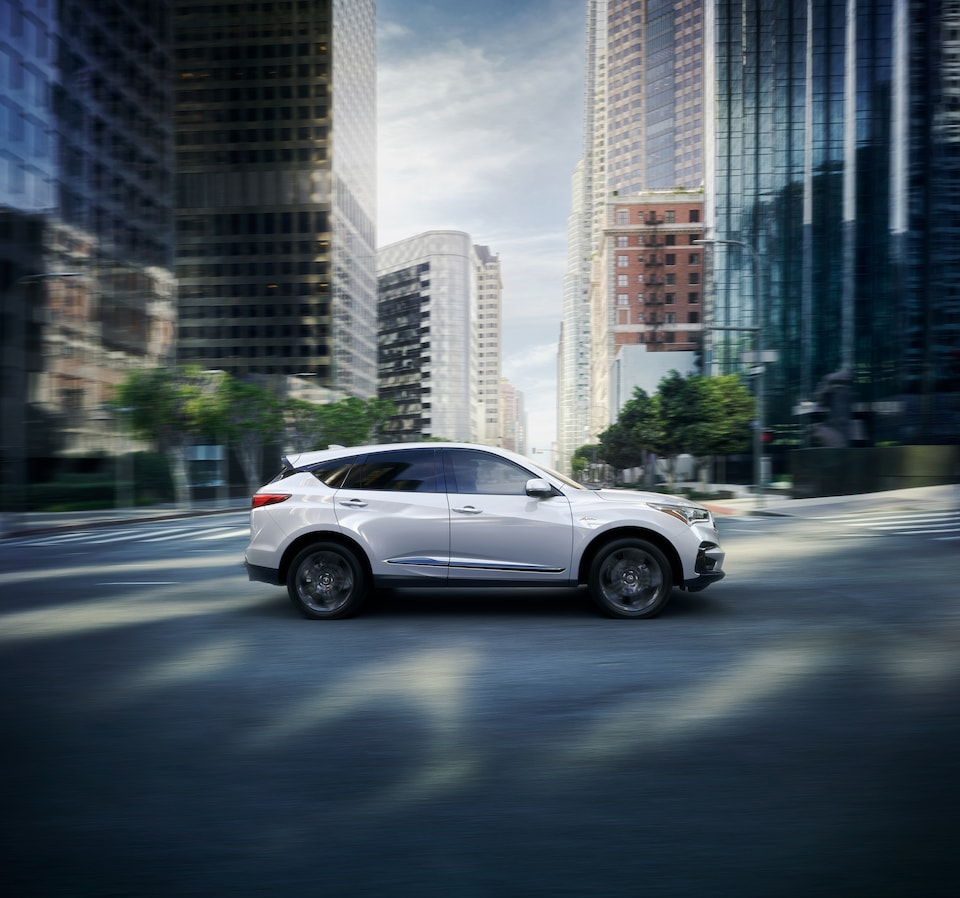 New 2020 Acura RDX Parked in New Orleans, LA