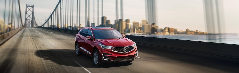 2019 Acura RDX Driving in Metairie, LA