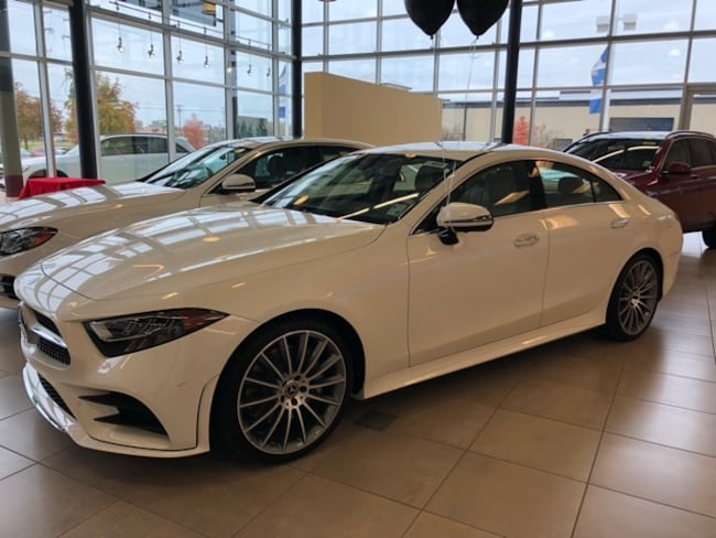 New 2019 Mercedes Benz Cls 450 For Sale At Walker Automotive