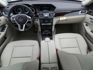 2016 Mercedes-Benz E-Class E 350 4MATIC Luxury Wagon