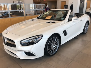 2019 Mercedes-Benz SL 450 Roadster