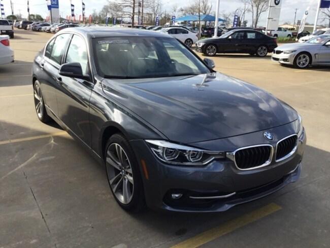 2017 BMW 330i 330i Sedan