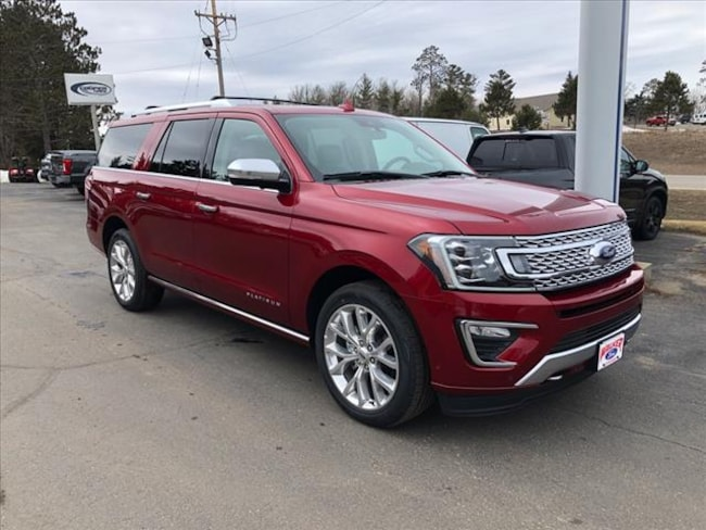 2019 Ford Expedition Max Platinum SUV for sale in Walker, MN