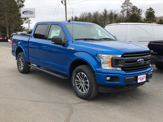 2019 Ford F-150 XLT Truck for sale in Walker, MN