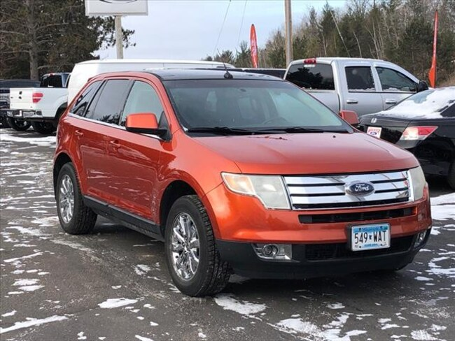 2008 Ford Edge Limited AWD Limited  Crossover for sale in Walker, MN
