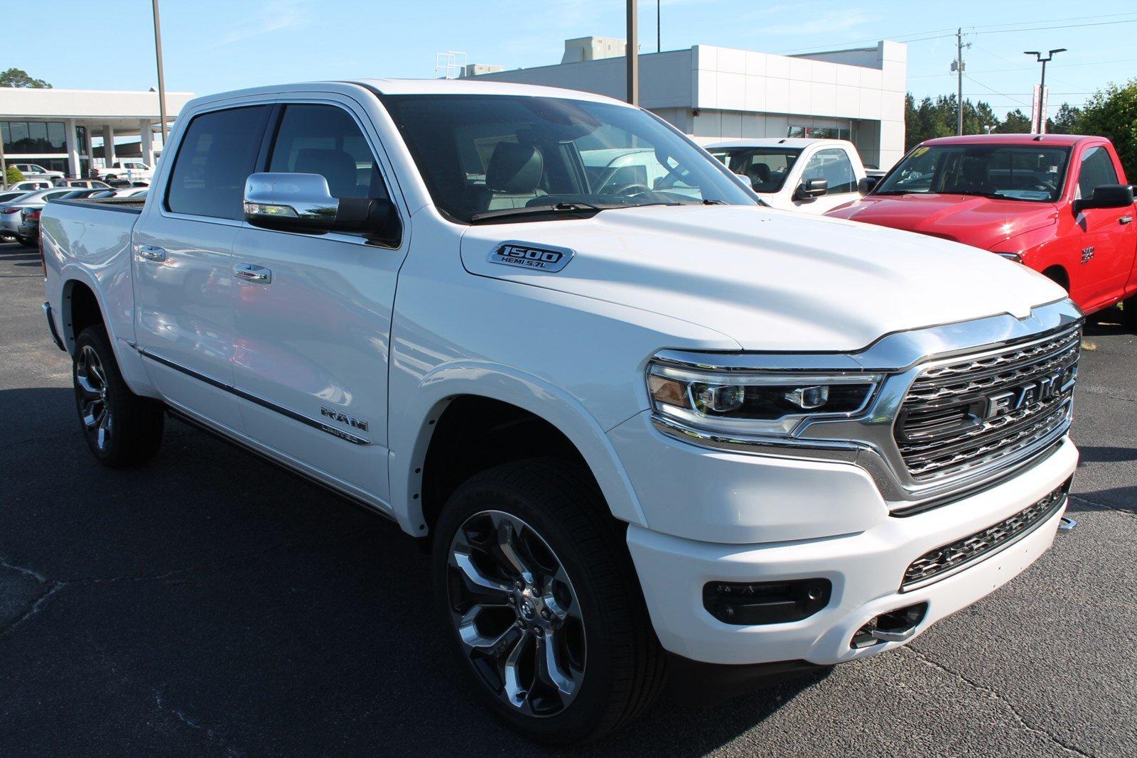 Featured new 2019 Ram 1500 for sale in Waycross, GA
