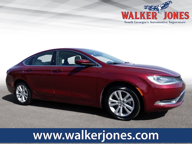 Used 2015 Chrysler 200 Limited Sedan in Waycross, GA