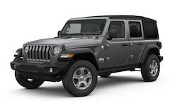 2018 Jeep Wrangler UNLIMITED SPORT S 4X4 Sport Utility 1C4HJXDN2JW323074 for sale in Waycross, GA