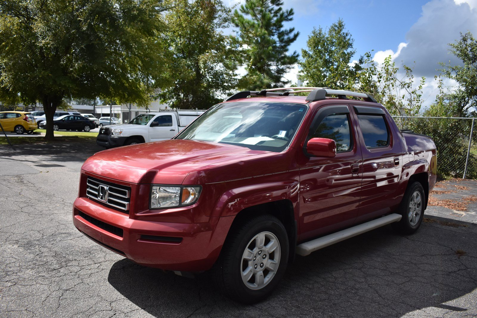 Featured Used 2006 Honda Ridgeline for sale in Waycross, GA