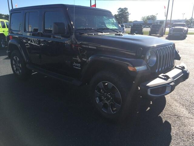 Jeep Wrangler For Sale In Ga >> New 2019 Jeep Wrangler For Sale Waycross Ga Vin 1c4hjxen6kw615567