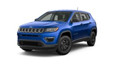 2019 Jeep Compass SPORT FWD Sport Utility 3C4NJCAB9KT727146 for sale in Waycross, GA