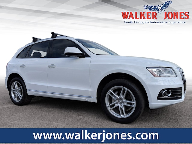 Audi For Sale In Ga >> Used Used 2017 Audi Q5 Premium Plus For Sale Waycross Ga Vin Wa1l2afp6ha084665