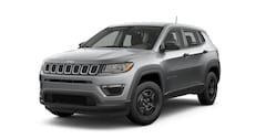 2019 Jeep Compass SPORT FWD Sport Utility 3C4NJCAB3KT727143 for sale in Waycross, GA