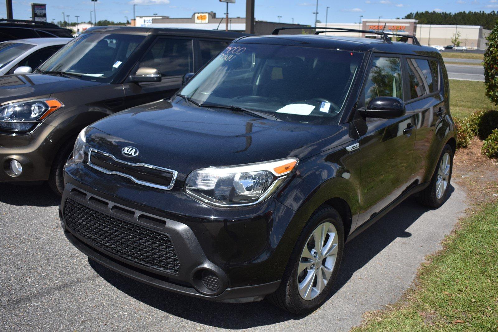Featured Used 2015 Kia Soul + Wagon for sale in Waycross, GA