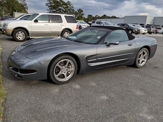 2003 Chevrolet Corvette 2DR CONVERTIBLE Convertible