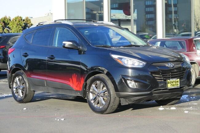 2014 Hyundai Tucson Walking Dead Edition SUV