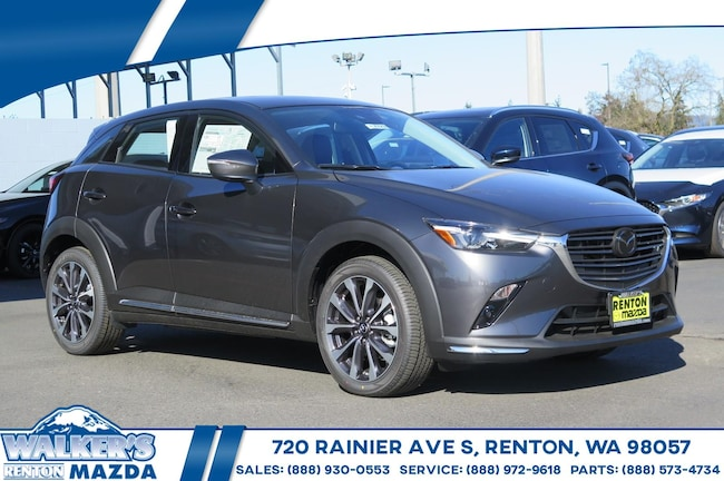 2019 Mazda Mazda CX-3 Grand Touring SUV