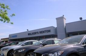 Walkers Renton Mazda New Mazda Dealership In Renton WA - Mazda dealership bellevue
