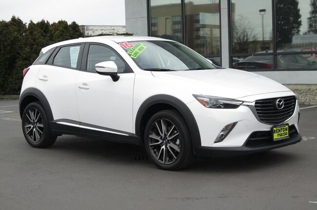 2016 Mazda Mazda CX-3 Grand Touring SUV