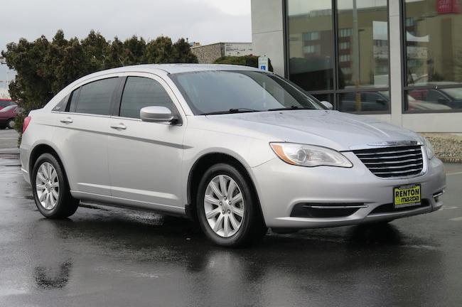 2012 Chrysler 200 Touring Sedan