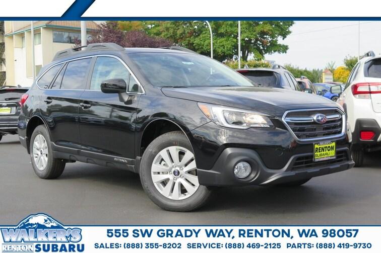 New 2019 Subaru Outback 2.5i Premium SUV For sale/lease Renton WA