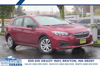 New 2019 Subaru Impreza 2.0i 5-door 4S3GTAA67K1702196 For sale near Tacoma WA