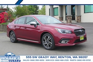 New 2019 Subaru Legacy 2.5i Sport Sedan 4S3BNAS64K3035692 For sale near Tacoma WA