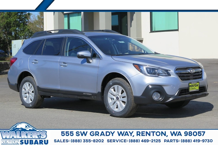 New 2019 Subaru Outback 2.5i Premium SUV For sale/lease Renton WA