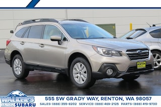 New 2019 Subaru Outback 2.5i Premium SUV 4S4BSAFC8K3235155 For sale near Tacoma WA
