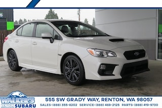 New 2019 Subaru WRX Sedan JF1VA1A66K9814329 For sale near Tacoma WA