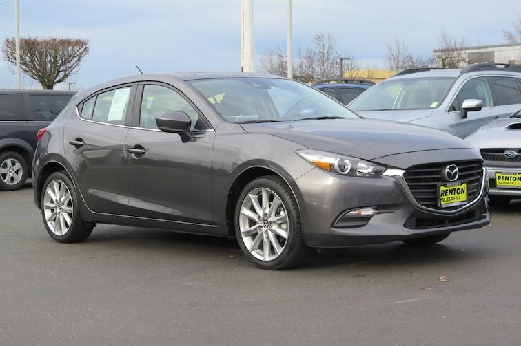 2017 Mazda Mazda3 Touring 2.5 Hatchback