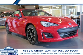 New 2018 Subaru BRZ Limited Coupe JF1ZCAC15J9602985 For sale near Tacoma WA