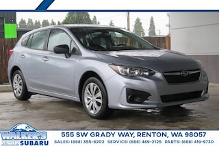 New 2019 Subaru Impreza 2.0i 5-door 4S3GTAA66K1720737 For sale near Tacoma WA