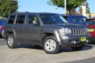 Used 2014 Jeep Patriot Sport FWD SUV For sale near Tacoma WA