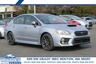 New 2019 Subaru WRX Premium Sedan For sale near Tacoma WA