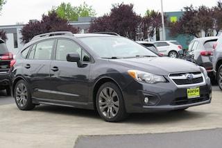 Used 2013 Subaru Impreza 2.0i Sport Limited w/Moonroof Sedan For sale near Tacoma WA