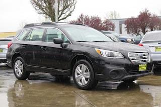 Used 2016 Subaru Outback 2.5i (CVT) SUV For sale near Tacoma WA