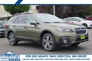 New 2019 Subaru Outback 2.5i Limited SUV 4S4BSANC9K3350588 For sale near Tacoma WA