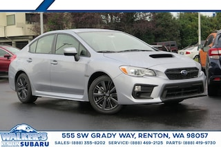 New 2019 Subaru WRX Manual Sedan JF1VA1A66K9807056 For sale near Tacoma WA