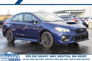 New 2019 Subaru WRX Sedan JF1VA1A6XK9814124 For sale near Tacoma WA