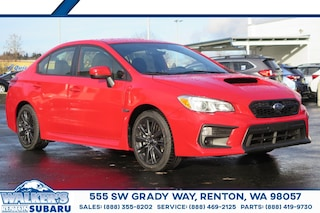 New 2019 Subaru WRX Sedan JF1VA1A62K9814313 For sale near Tacoma WA