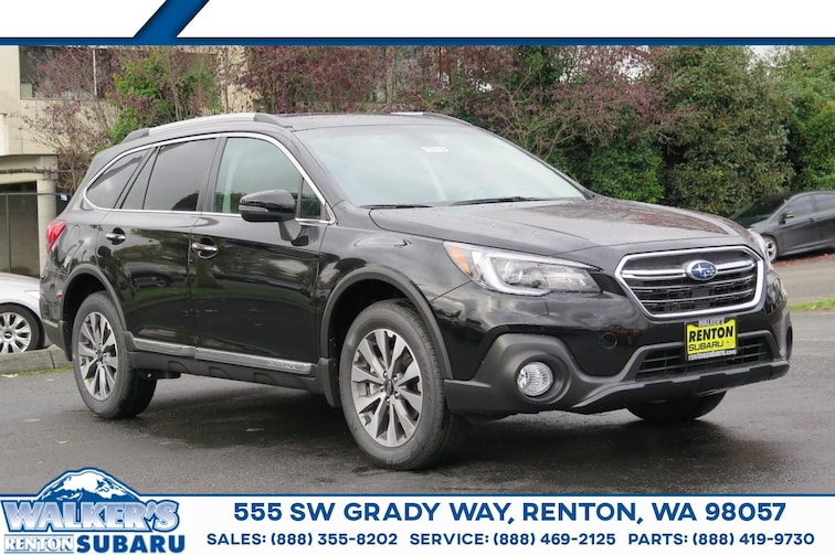 New 2019 Subaru Outback 2.5i Touring SUV For sale/lease Renton WA